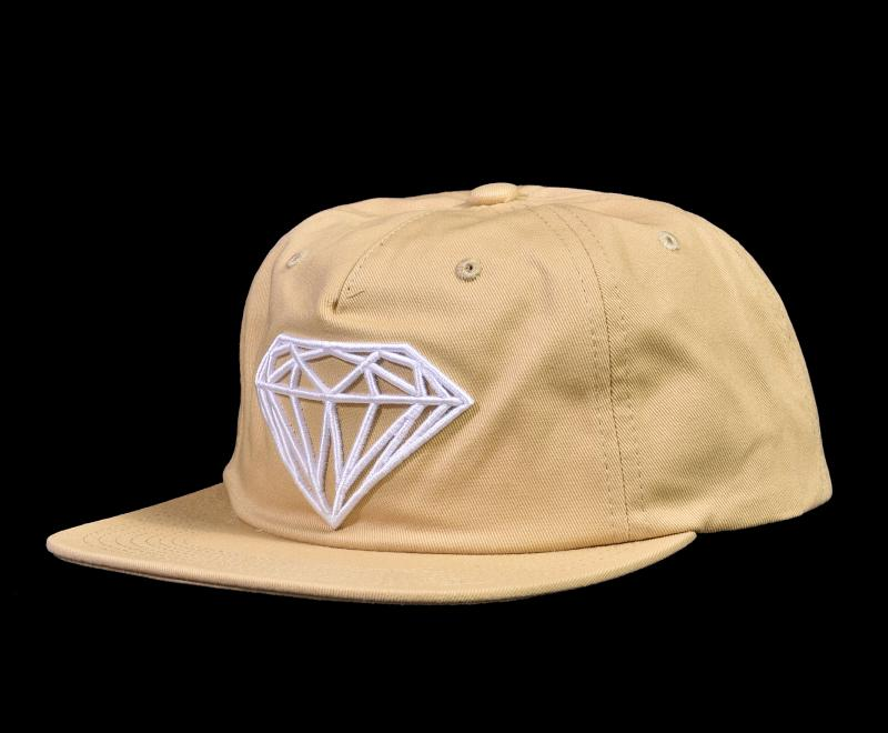 DIAMOND BRILLIANT UNCON. SNAP (C17DMHA03-KHAK)