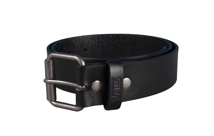 VANS Leather Belt (VN0A3HNWBLK)