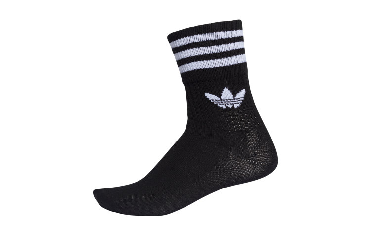 ADIDAS Mid Cut Crew Socks 3*pack (DX9092)