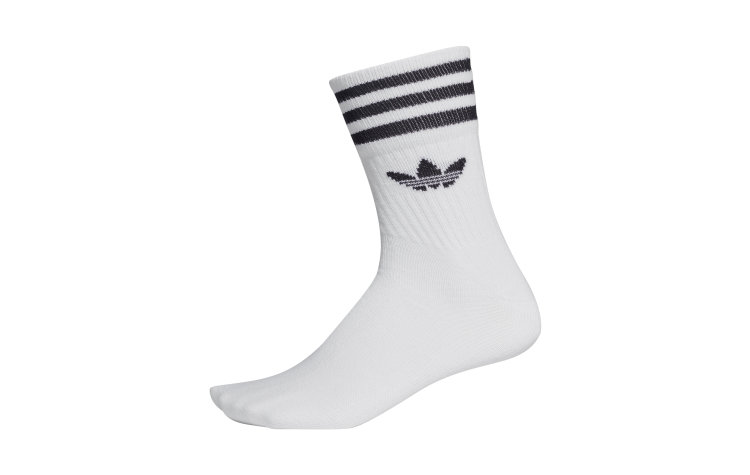 ADIDAS Mid Cut Crew Socks 3*pack (DX9091)