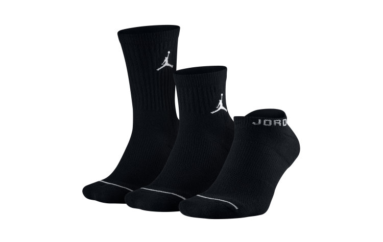 JORDAN Everyday Max Sox (3 Pairs) (SX6274-010)
