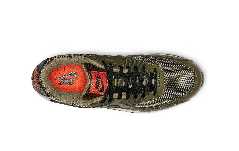 Nike Air Max 90 Essential KhakiGreenBlack | AJ1285 205