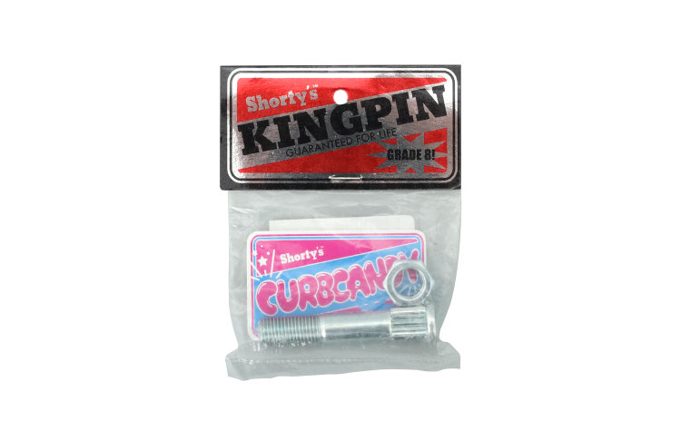 SHORTY'S OG Logo Kingpin+nut (150101)