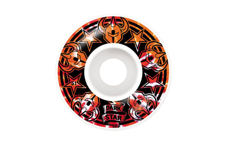 DARKSTAR Civil Wheels 51mm (10112324)