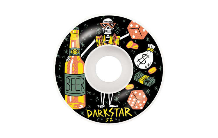 DARKSTAR Vices Wheels 52mm (10112325)
