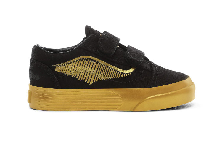 VANS Toddler Old Skool V (harry Potter) (VN0A38JNV3K)