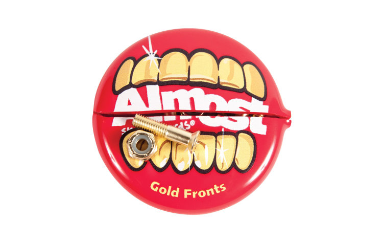 ALMOST Gold Nuts & Bolts In Yr Mth (11023002-All)