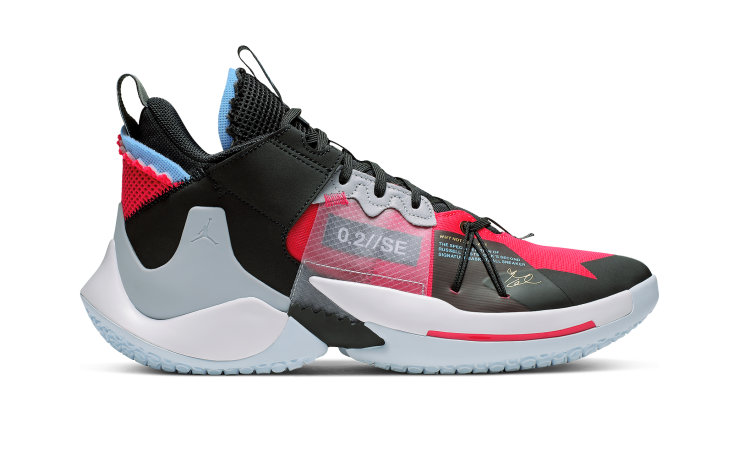 JORDAN Why Not? Zer0.2 SE (AQ3562-600)