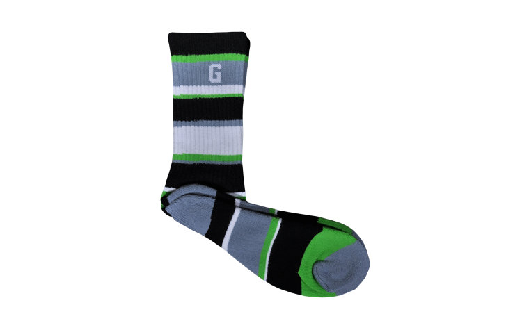 GARAGE Sox Stripes (GS-SOCKS-BGG)
