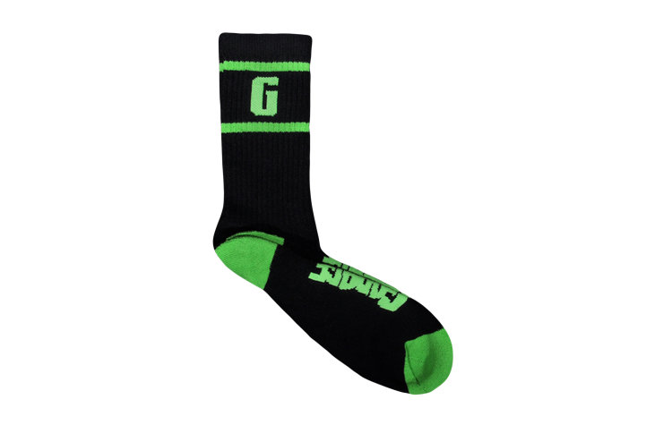 GARAGE Sox (GS-SOCKS-BKG)