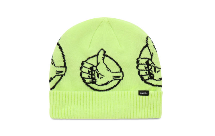 VANS BMX Off The Wall Cuff Beanie (VN0A3I5NSQ4)