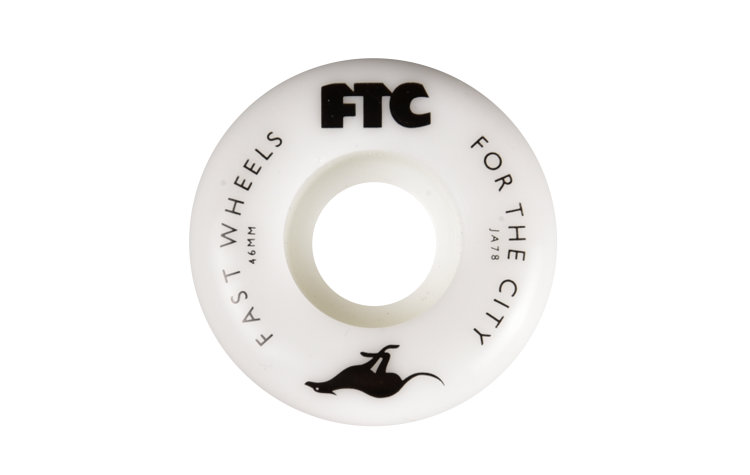 FAST X Ftc Wheels 46mm ()