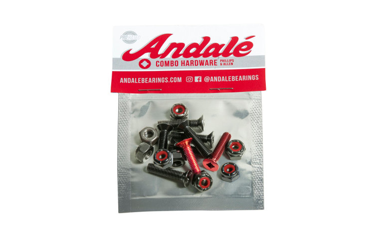 ANDALÉ Combo Hardware 7/8 (11046001-RED)