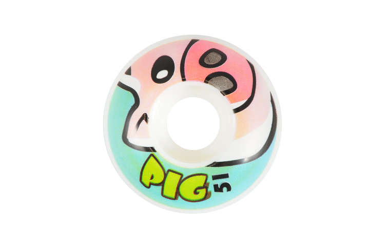 PIG Piggy Wheels 51mm (134584-WOR)