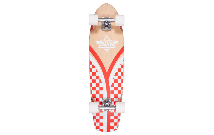 DUSTERS CALIFORNIA New Flashback Checker 31 (10531489-RED)