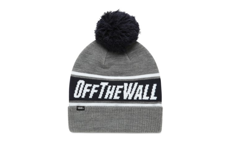 VANS Off The Wall Pom Beanie (VN0A2YR7KQG)