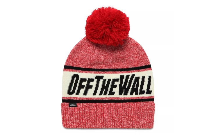 VANS Off The Wall Pom Beanie (VN0A2YR72KA)