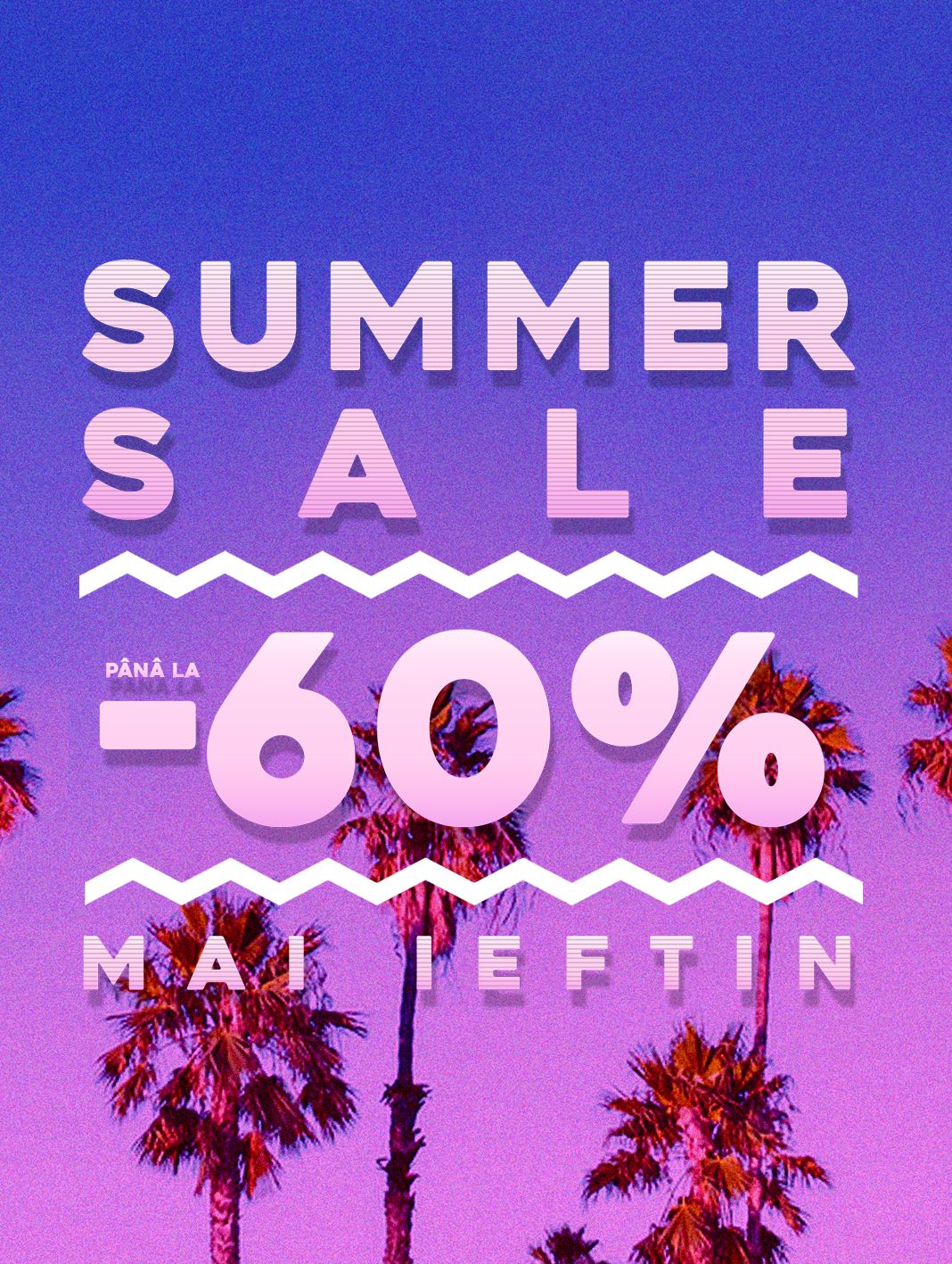 Summer Sale 60-OFF